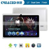 Allwinner A23 Dual core 1.2GHz Android 4.0 replacement screen for mid tablet