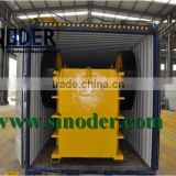 Supply quartz sand stone crusher machine for industrial and mineral rock stone crushing and washing project -- Sinoder Brand