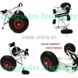 durable heavy duty boat trailer cart