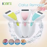 electric callus remover / foot Callus remover/rechargeable callus remover with Washable IPX5