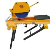 tools stone cutting used/45 degree tile cutting machine/table saw for stone/brick saw STM400-800/1