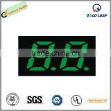 High quality Hot Sell 0.3inch Pure Green Light 7 Segment Led Display Two Digit Common Cathode/Anode