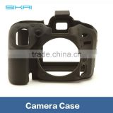 High Quality Camera Silicone Shell For Canon 5D3 5DS 5DSR 70D 60D 600D 650D 700D For Nikon Customized available
