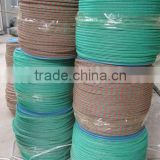 resin sand casting/ ventilation ropes