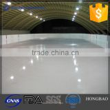 Package sale synthetic ice rink,Dovetails Connection Pe Synthetic Ice Rink Sliding Sheets,inflatable ice skating rink