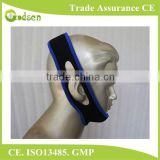 Neoprene Stop Snoring Chin Strap Anti Apnea Jaw Solution Sleep Best Health Care