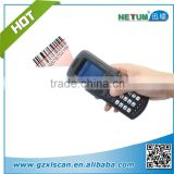 NT-9800 Wireless Mini Mobile Pocket Barcode scanner Data Collector for iOS, Android, computer, Mobile cordless POS Terminal