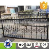 Used Cheap Antique Decorative Wrought Iron Garden Fence Panels for Sale