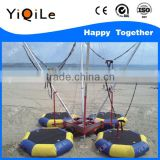 15ft outdoor trampoline jumping trampoline cheap bungee jumping equipment