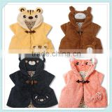 New Kids Dinosaur Hoodie Sweatshirt Fleece Cartoon Owl Panda Cat Tiger Jacket Baby Ouwear Children Girls Coats For Boys