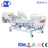 CE& ISO qualified 5-function electric discount patient bed Three Function Manual Hydraulic Patient Bed cheap hospital bed