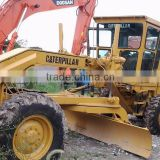 good quality of used Motor grader caterpillar 140G/140H/140K sell at lower price