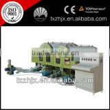 Nonwoven double cylinder double doffer carding machine