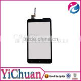 New sale for Lenovo a590 touch screen + glass + flex cables a590 assembly