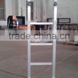 waterproof folding Aluminum alloy ladder, aluminum alloy step ladder, telescopic aluminum folding ladder
