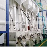 Automatic complete rice mill flour processing plant best home flour milling process machinery
