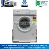 marine use electric laundry clothes dryer