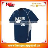 Hongen apparel High quality professional sublimated custom baseball wear baseball pants /jersey/softball shirts for sale
