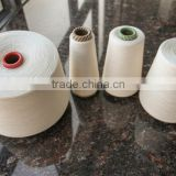 80s 100s 140s 100% combed compact cotton yarn for air jet machines weaving