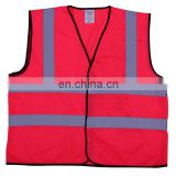 Customized 3M hi vis safety vest