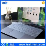 Ultrathin 0.13mm Waterproof Washable Keyboard Cover Skin for Apple Macbook 12'',Keyboard Cover