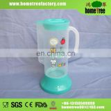 1.35 L Plastic small rainbow jug with storage base