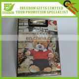 Custom Logo Promotional PVC File Folder