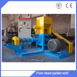 floating fish feed extruder machine / floating fish feed machine with good quality