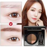 Eyebrow Dye Cream Eyebrow Powder Seal (Black)