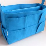 fabric organizer bag with many pockets from China