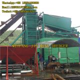 Large Capacity 20 M Gold Mining Machinery Bucket Chain Gold Dredger