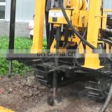 200m water well drilling rig/drilling for groundwater
