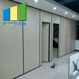 Gymnasium Classroom Folding Partition Walls Operable Walls With Customized Color