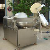 Industrial Meat Mincer Muddy Flesh Maker Bowl Cutter For Sale