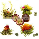 Passion Fruit Flavor Blooming Tea,Flower Tea Ball,Fruit Flavor                                                                         Quality Choice