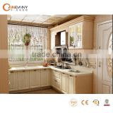 Foshan factory direct fashionable kitchen cabinet,commercial kitchen equipment