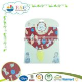 waterproof customized baby bib pvc bibs