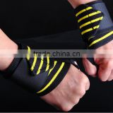 Custom Cotton Elastic Weight Lifting Straps