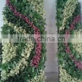 new products indoor & outdoor decoration artificial plants wall artificial decorative green wall                                                                         Quality Choice