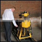 Best selling in Africa! Trailer with wheels! HF200 Portable Water Well Drilling Equipment