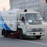 LHD or RHD Foton mini price of New Condition road sweeping machine