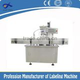 manual glass bottle / jar capping machine