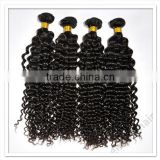 Hot Selling Double Drawn 100% Bohemian Remy Human Hair Extension