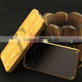 4000mAh Cell Phone Innovation Real Wooden Charger portable usb phone charger wooden power