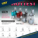10ml top refilling e cig vape atomizer Xtank4.0 tank with 0.2ohm 0.6ohm Ni200 0.2ohm coils