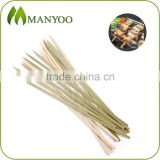 Premium quality food grade flat bamboo sticks for sale