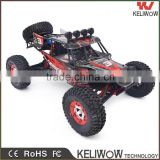 High speed 390 motor rc car with 2.4Ghz radio control system for speed racing cars