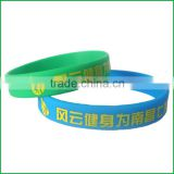 Factory wholesale silicone special design wrist band rubber blacelet/Disney Audited Factory