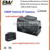1080P Security Taxi IP Camera Optional Audio