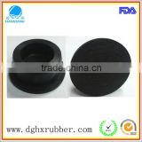 wear-resisting rubber pipe plug